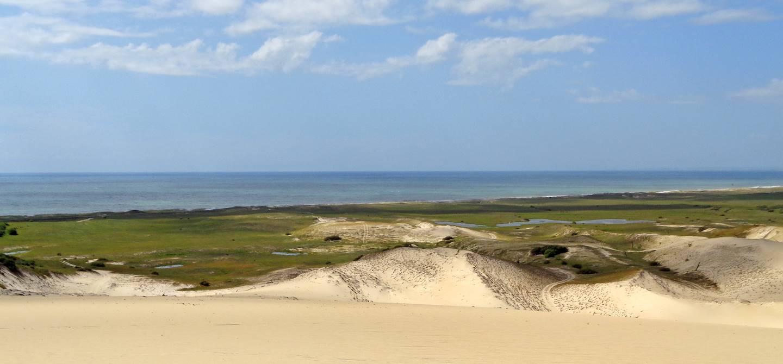 Dunes vers Guajiru - Etat de Ceará - Brésil