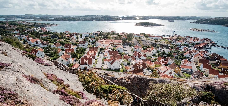 Fjällbacka - Bohuslän - Suède