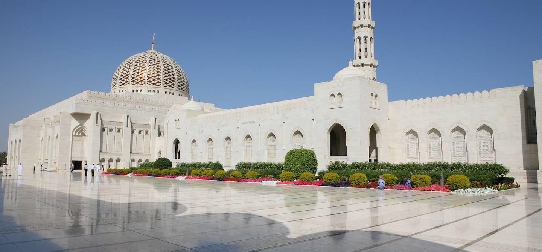 Grande Mosquée du Sultan Qabus - Mascate - Oman