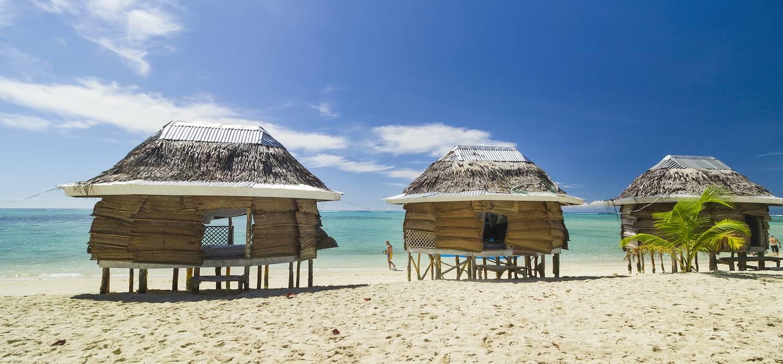 Beach Fale - Samoa