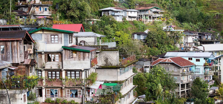 Village de Banaue - Province d'Ifugao - Philippines