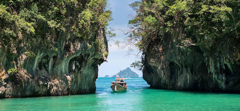 Île de Phuket - Thailande