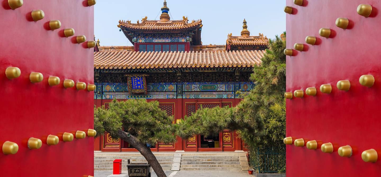 Temple de Yonghe, ou Temple des Lamas - Pékin - Chine