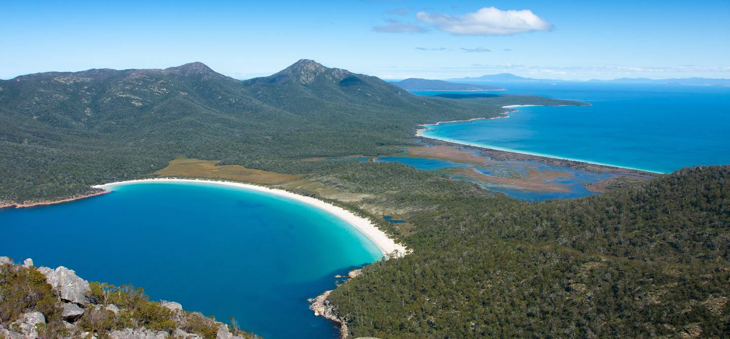 Wineglass Bay - Asutralie
