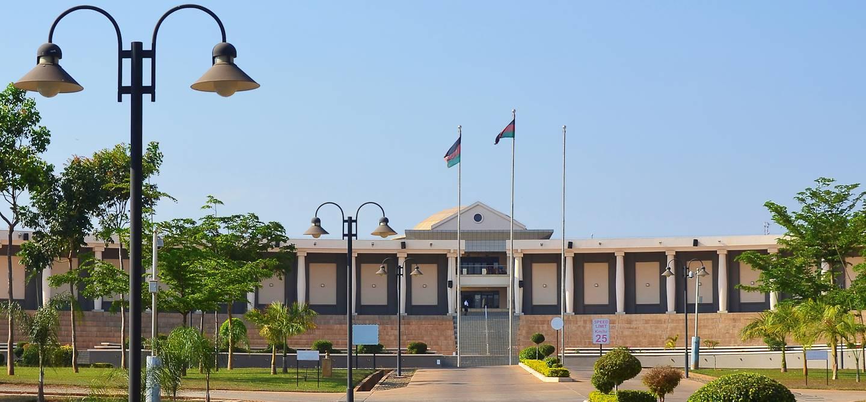 Parlement de Lilongwe - Malawi