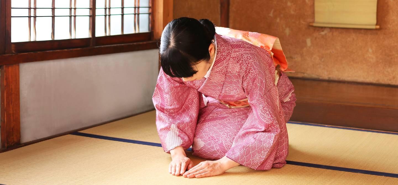 Portrait de femme - Japon