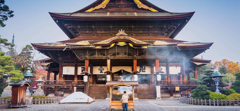 Temple Zenkoji - Nagano - Japon