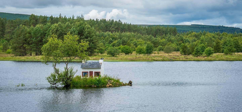 Loch Shin - Ecosse - Royaume-Uni