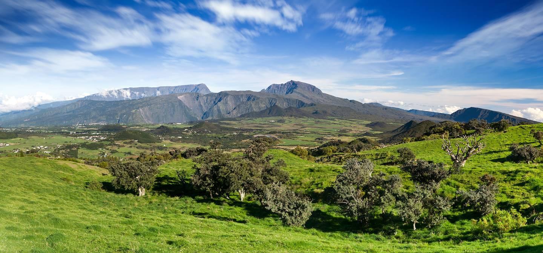 Massif du Piton des Neiges - Ile de la Réunion