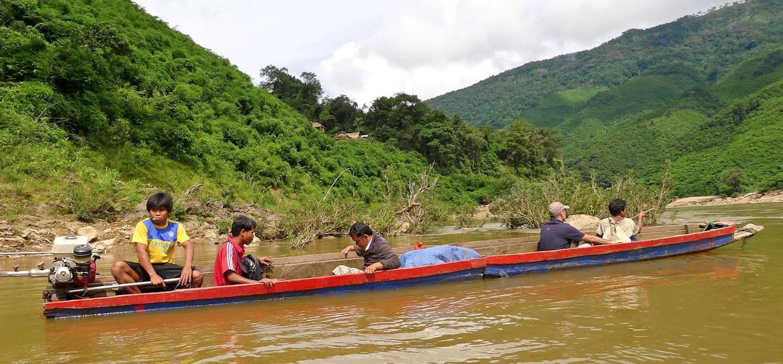 Plateau des Bolovens au fil du Mékong - Laos