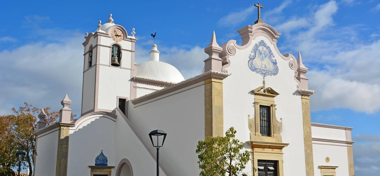 Église de São Lourenço - Almancil - Portugal