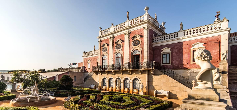 Palais d'Estoi - Estoi - Portugal