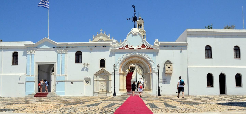 Eglise Panagia Evangelistria - Tinos - Grèce