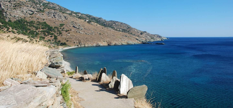 Ile d'Andros - Les Cyclades - Grèce