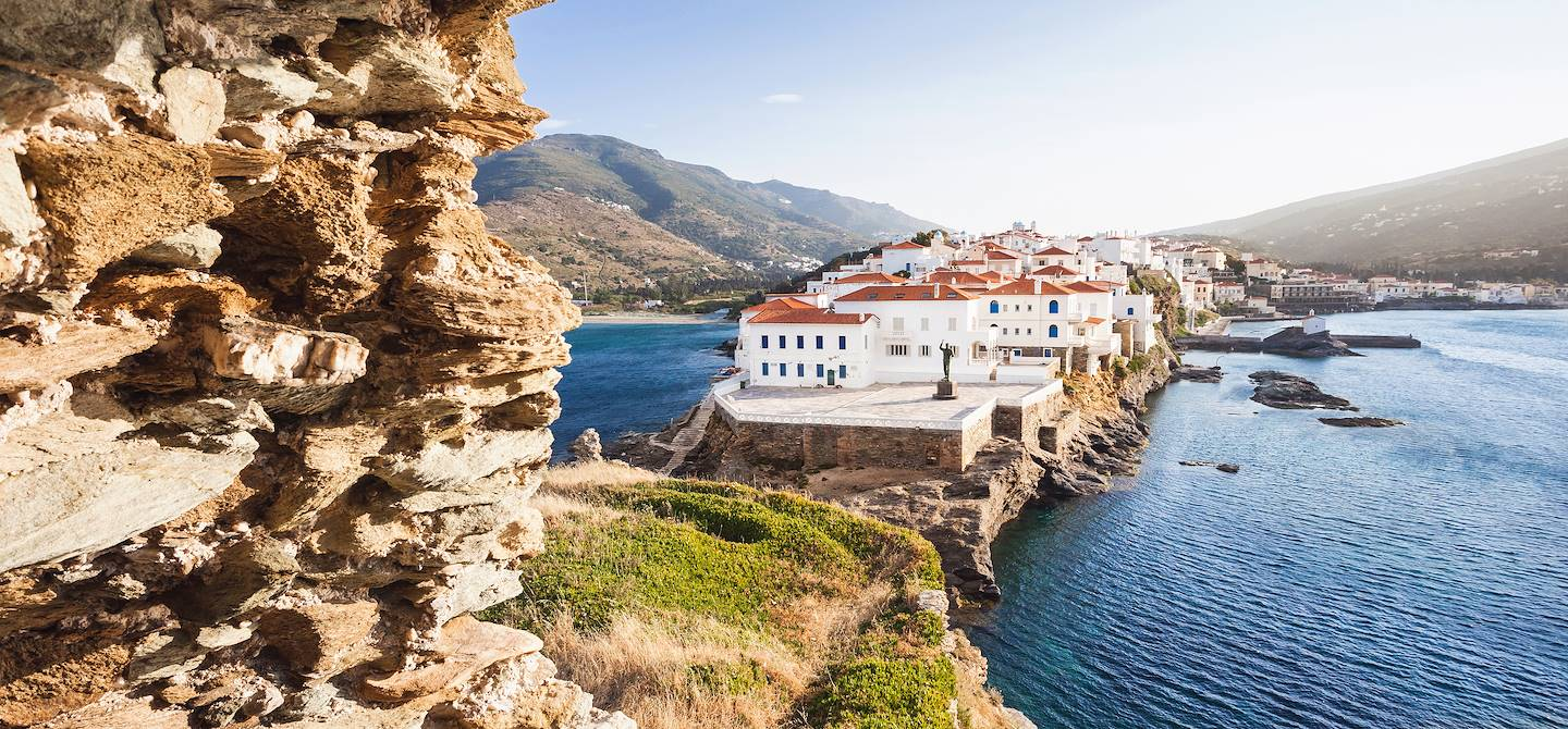 Ile d'Andros - Cyclades - Grèce