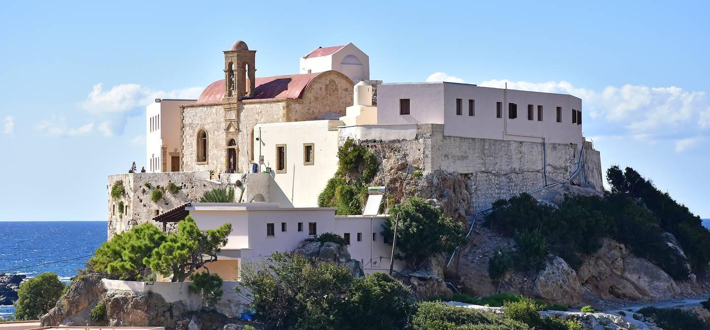 Monastère de Chrissos - Crète - Grèce