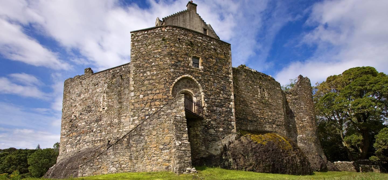 Château de Dunstaffnage - Oban - Ecosse - Royaume-Uni