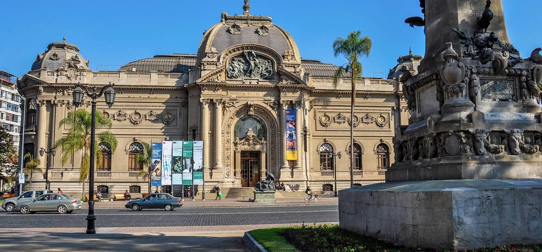 Musée des Beaux Arts - Santiago - Chili