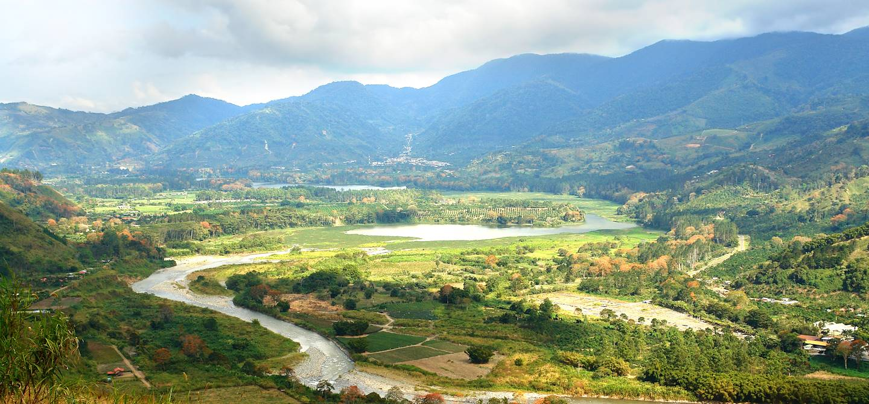 Vallée d'Orosi - Costa Rica