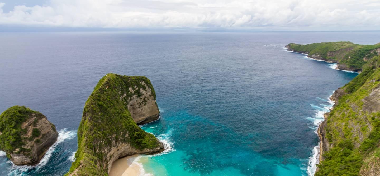 Kelingking Beach - Nusa Penida - Bali - Indonésie