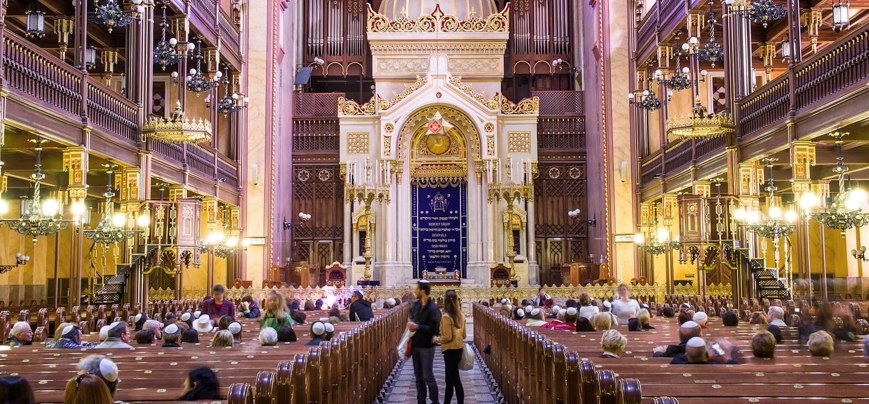Grande Synagogue de Budapest - Hongrie