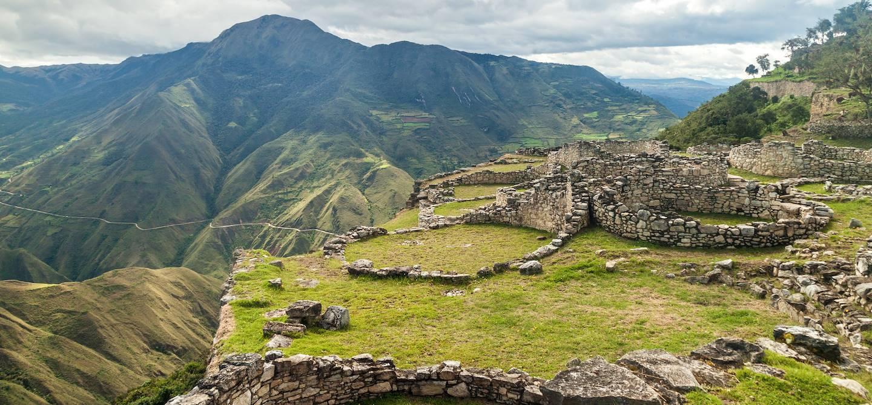 Forteresse de Kuelap - Pérou