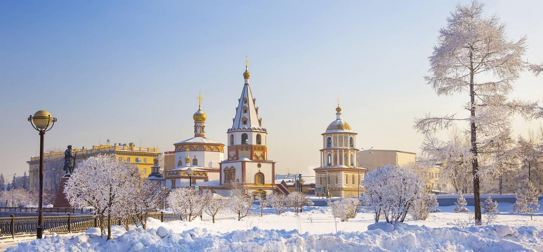 Cathédrale de l'Épiphanie - Irkutsk - Russie