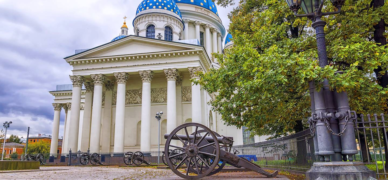 Cathédrale de la Trinité - Saint Pétersbourg - Russie