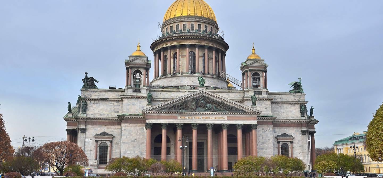 Cathédrale Saint-Isaac - Saint Pétersbourg - Russie