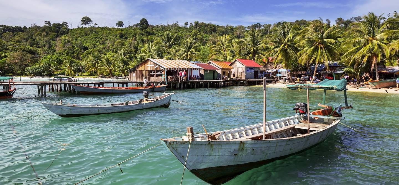 Île de Koh Rong - Cambodge