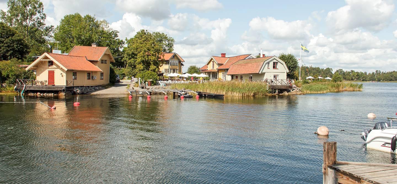 île Vaxholm - Comté de Stockholm - Suède