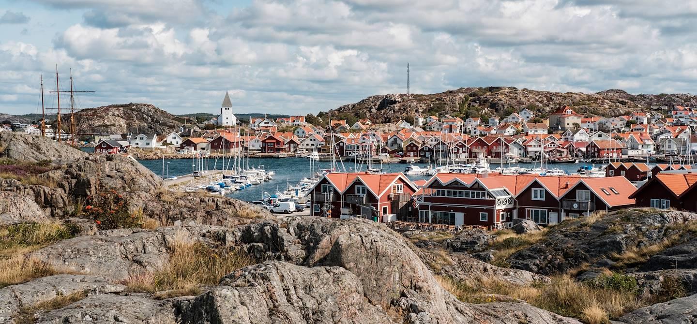 Skärhamn - Bohuslän - Suède