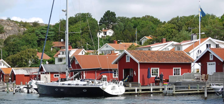 Hamburgsund - Suède