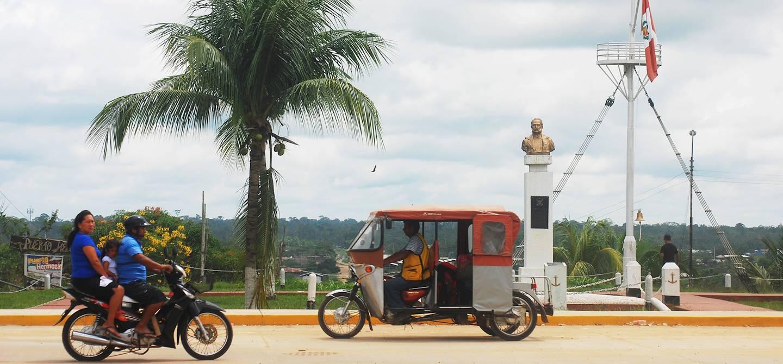 Place Miguel Grau de Puerto Maldonado - Pérou