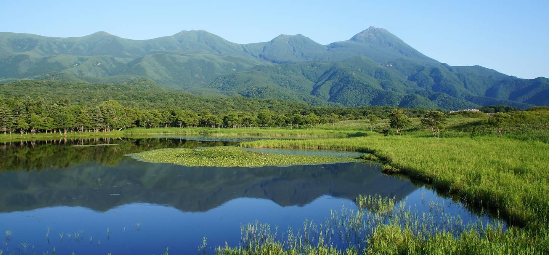 Promenade des 5 lacs - Shiretoko - Hokkaido - Japon