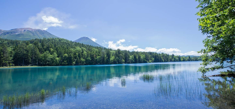 Lac Akan - Hokkaido - Japon