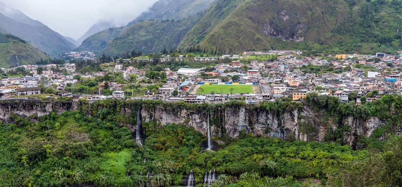 Banos - Province du Tungurahua - Equateur