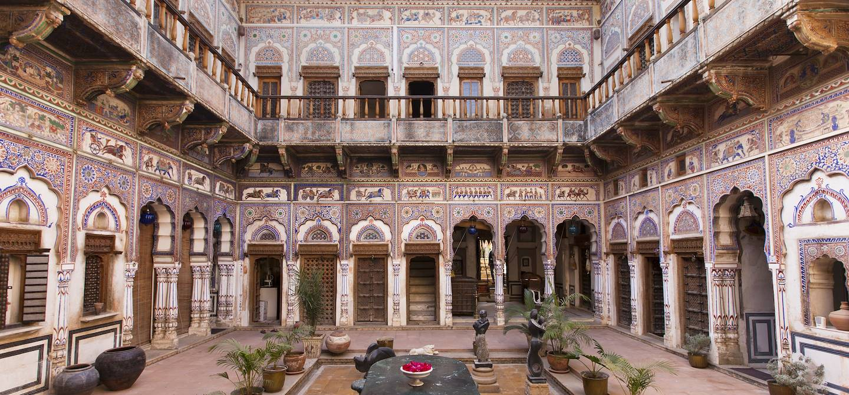 Région de Fatehpur - Shekhawati - Rajhastan - inde