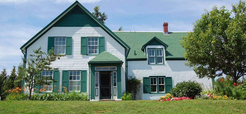 Maison aux pignons verts - Cavendish - Île du Prince Edouard - Canada