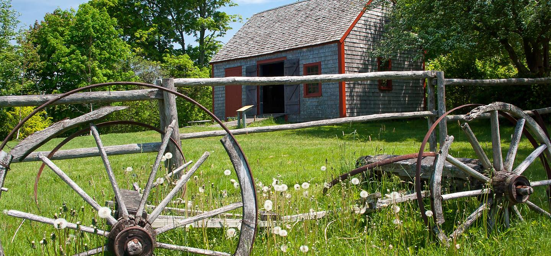 Site historique de Grand-Pré - Nouvelle-Ecosse - Canada
