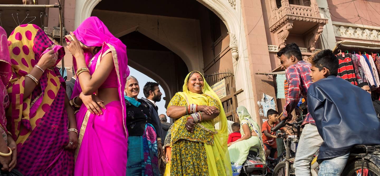 Marché et bazar de Jodhpur, le Sandar Market - Rajasthan - Inde