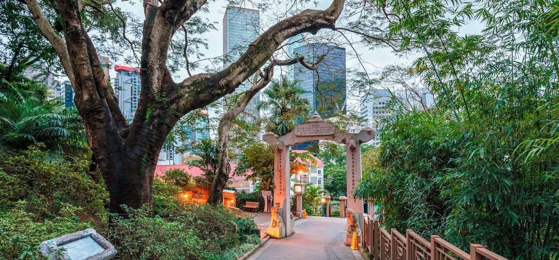 Jardins botanique et zoologique - Hong-Kong