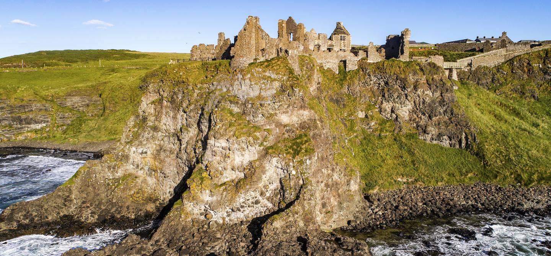 Château de Dunluce - Comté d'Antrim - Irlande