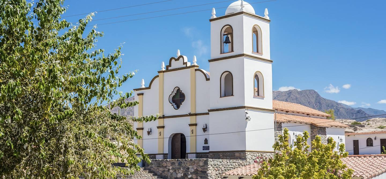 Église d'Angastaco - Province de Salta - Argentine