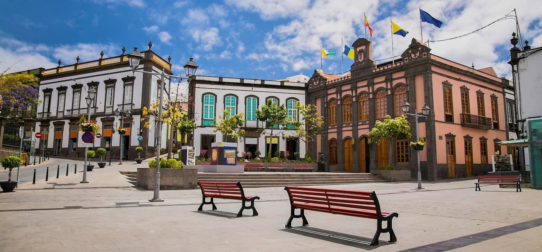Arucas - Iles Canaries - Espagne