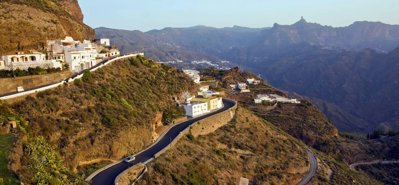 Artenara - Iles Canaries - Espagne
