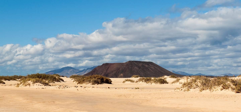 Parc naturel des dunes de Corralejo - Fuerteventura - Iles Canaries - Espagne