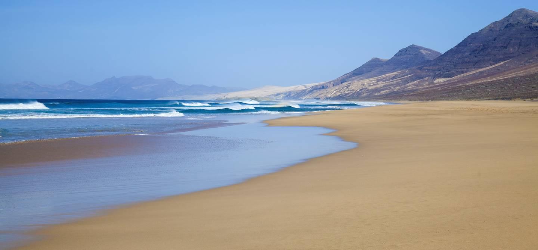 Plage de Cofete - Fuerteventura - Iles Canaries - Espagne