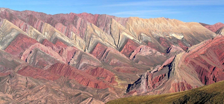 Serranias del Hornocal - Argentine