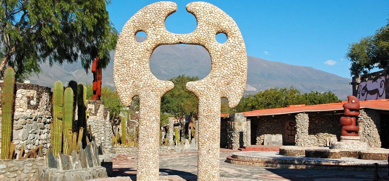 Museo de la Pachamama à Amaicha del Valle - Nord-Ouest argentin - Argentine